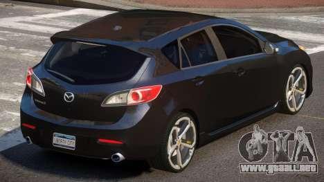 Mazda 3 R-Tuned para GTA 4