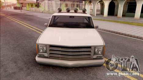 Brute Anchor 1992 para GTA San Andreas