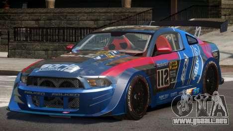 Ford Mustang GT R-Tuning PJ3 para GTA 4