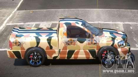 Dodge Ram R-Tuned PJ6 para GTA 4