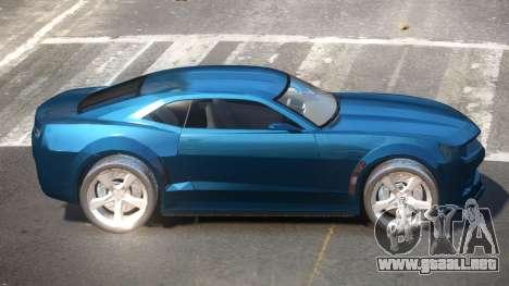 Chevrolet Camaro LF para GTA 4