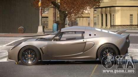 Lotus Exige M-Sport para GTA 4