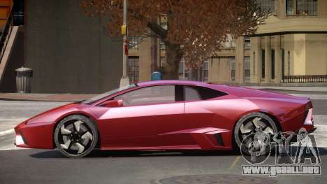 Lamborghini Reventon LF para GTA 4