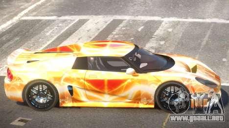 Rossion Q1 M-Sport PJ5 para GTA 4