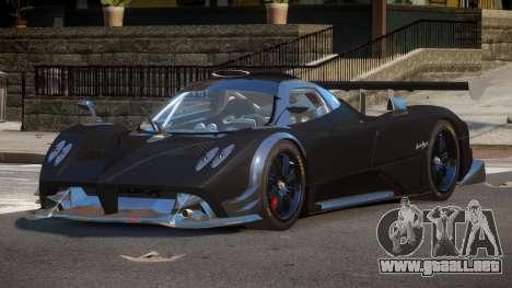 Pagani Zonda SR para GTA 4