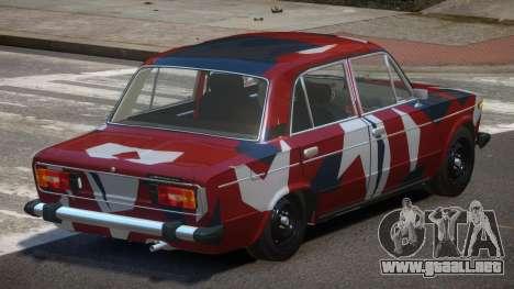 VAZ 2106 Classic PJ2 para GTA 4