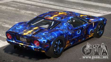 Ford GT1000 RS PJ3 para GTA 4
