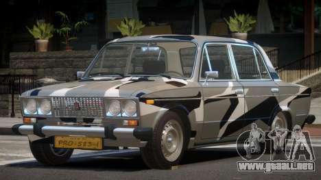 VAZ 2106 Classic PJ4 para GTA 4