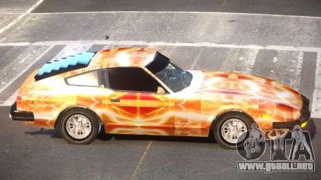 Datsun 280ZX GT PJ5 para GTA 4