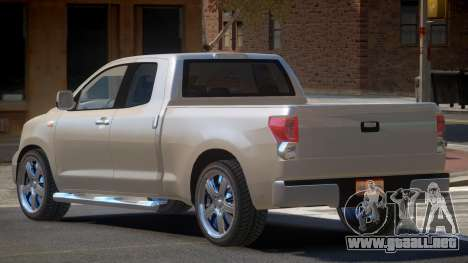 Toyota Tundra RT para GTA 4