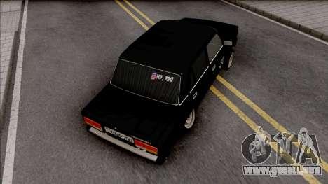 2107 MP-790 Estilo para GTA San Andreas