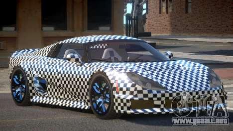 Rossion Q1 M-Sport PJ2 para GTA 4