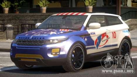 Range Rover Evoque MS PJ1 para GTA 4