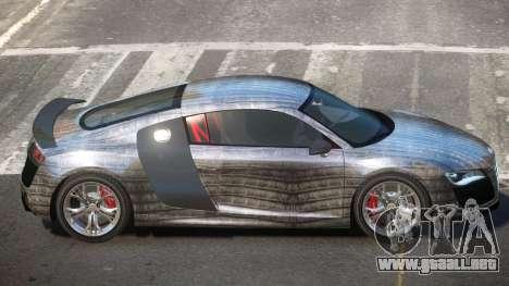 Audi R8 R-Tuned PJ2 para GTA 4