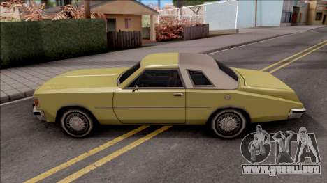 Willard Idaho 1975 para GTA San Andreas