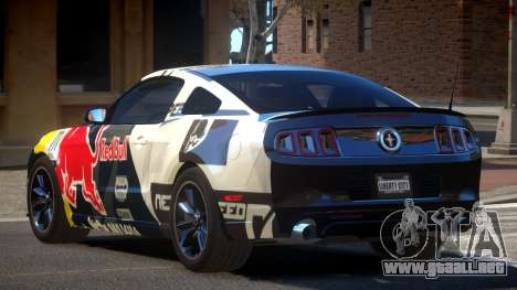 Ford Mustang 302 MS PJ1 para GTA 4