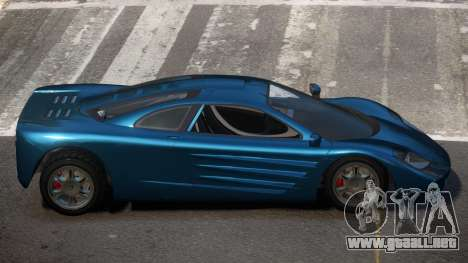 Progen GP1 (HQ Interior) para GTA 4