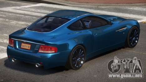 Aston Martin Vanquish SE para GTA 4