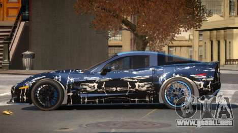 Chevrolet Corvette R-Tuned PJ2 para GTA 4