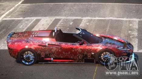Spyker C8 R-Tuned PJ6 para GTA 4