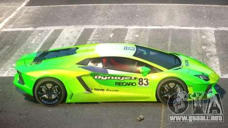 Lamborghini Aventador G-Tuned PJ4 para GTA 4