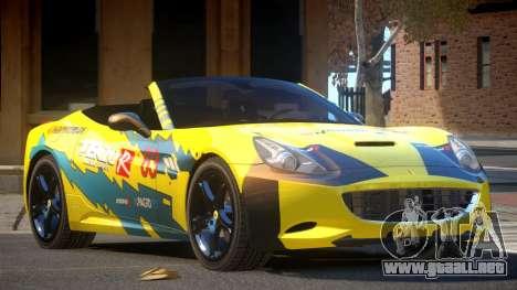 Ferrari California SR PJ4 para GTA 4