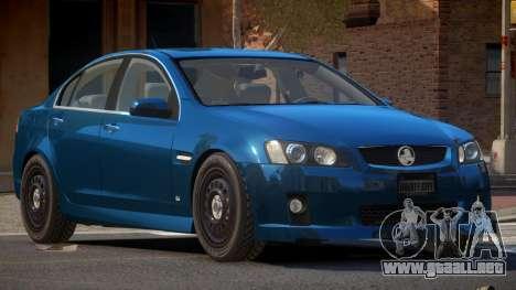 Holden Commodore TR para GTA 4
