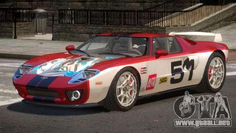 Ford GT R-Tuning PJ6 para GTA 4