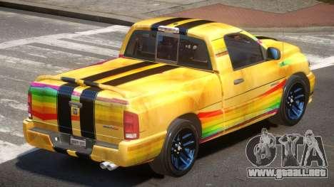 Dodge Ram R-Tuned PJ4 para GTA 4