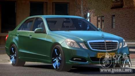 Mercedes Benz E63 G-Tuned para GTA 4