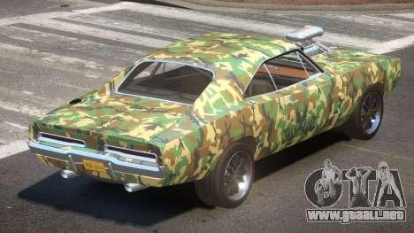 1964 Dodge Charger RT PJ6 para GTA 4