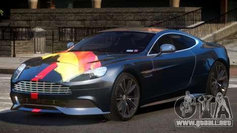 Aston Martin Vanquish LT PJ1 para GTA 4