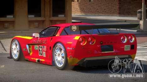Chevrolet Corvette C6 G-Style para GTA 4