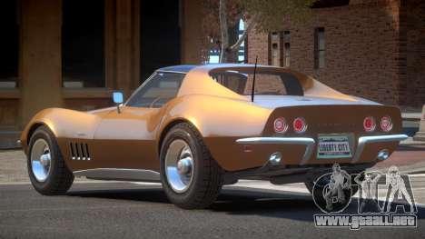 Chevrolet Corvette Old para GTA 4