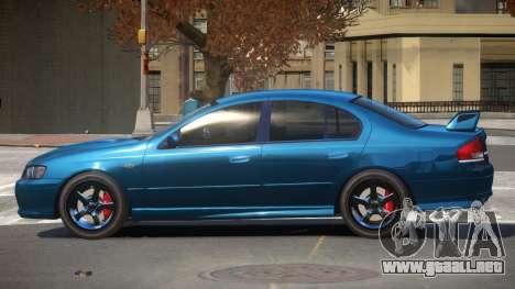 Ford Falcon SR para GTA 4