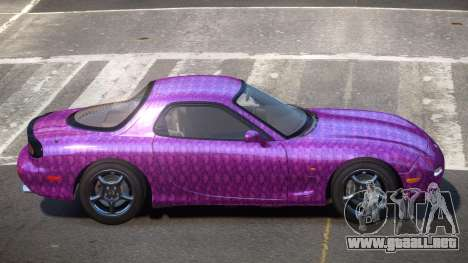 Mazda RX-7 Qn PJ2 para GTA 4