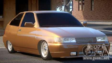 VAZ 2112 RS para GTA 4