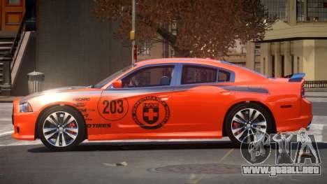 Dodge Charger SR-Tuned PJ6 para GTA 4