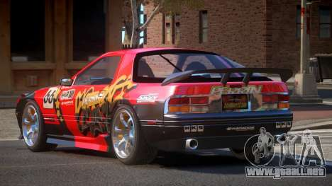 Mazda RX7 GS PJ6 para GTA 4