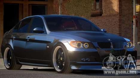 BMW M3 E90 TR para GTA 4