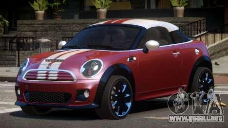 Mini Cooper LSC para GTA 4