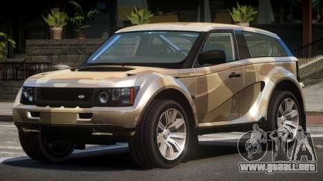 Land Rover Bowler RT PJ2 para GTA 4