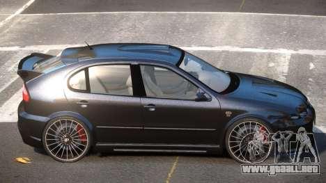 Seat Leon RS para GTA 4