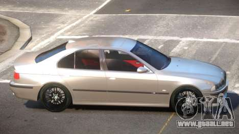1997 BMW M5 E39 para GTA 4