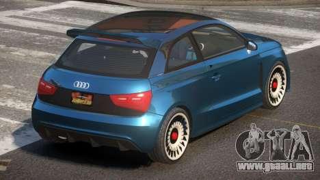 Audi A1 R-Tuning para GTA 4