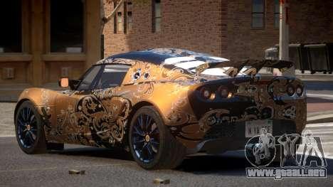 Lotus Exige M-Sport PJ4 para GTA 4