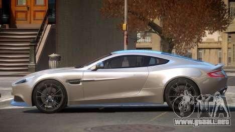 Aston Martin Vanquish LT para GTA 4