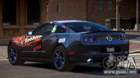 Ford Mustang 302 MS PJ3 para GTA 4