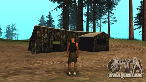 El Fantasma de la quema de la casa para GTA San Andreas