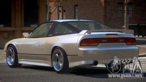 Nissan 240SX G-Tuned para GTA 4
